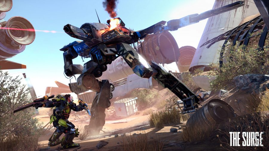 Review – The Surge