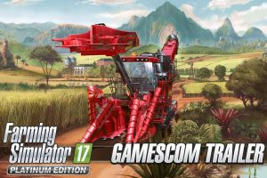 Farming Simulator 17 Platinum Edition promises to be the ultimate farming sim