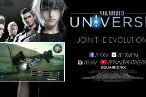 Final Fantasy XV's universe keeps on expanding