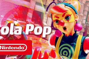 Lola Pop floats onto ARM's roster today; Global Testpunch on this weekend