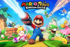 Mario + Rabbids Kingdom Battle – Watch the intro here