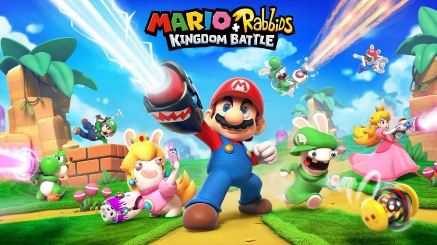Review – Mario + Rabbids Kingdom Battle
