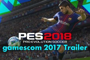 PES 2018's offline demo will be available soon