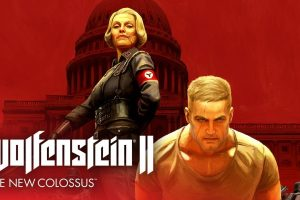 In Wolfenstein II: The New Colossus you'll need to rely on your friends