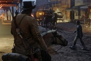 Five New Questions about details in Red Dead Redemption 2