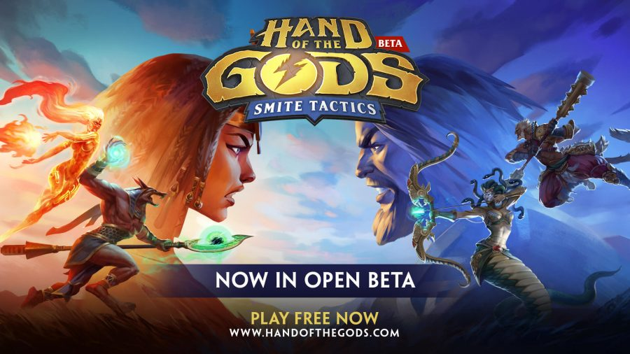 Winners Announced – Hand of the Gods: SMITE Tactics Competition