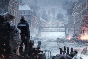 This 14-minute trailer for Left Alive shows the intense action in the warzone