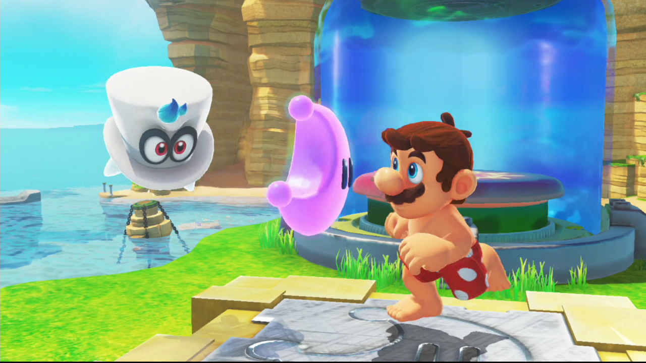 Preview Hands On With Super Mario Odyssey Powerup