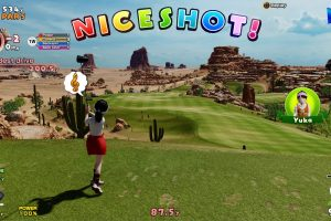 Everybody's Golf Guide – How to do a Rising Shot