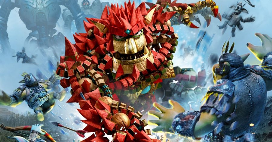 [CLOSED]Win a copy of Knack II on PS4