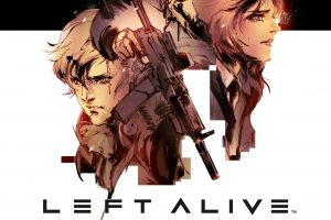 Brand new Left Alive trailer and screenshots direct from TGS