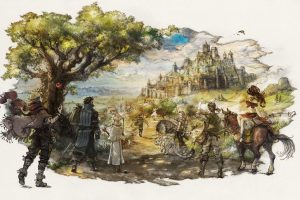 Octopath Traveler rated M in Australia for Moderate Impact Sex and Violence