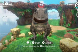 Super Mario Odyssey Guide – How Many Captures are there in the game?