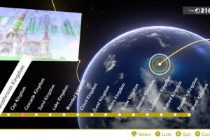 Super Mario Odyssey Guide – How many worlds are there in the game?