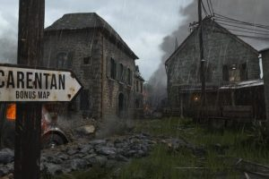 Original Call of Duty map Carentan is coming to Call of Duty: WWII