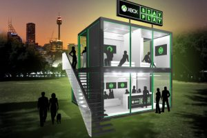 Xbox Australia announces free boutique sleepover experience hotel Xbox Stay n' Play