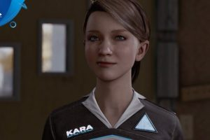 Paris Games Week 2017 – Quantic Dream and Sony unveil a new Detroit: Become Human trailer