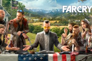 Hands on with Far Cry 5 Preview