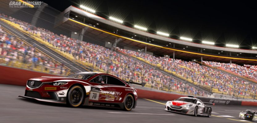 Gran Turismo Sport's demo is now available to pre-load and it's massive