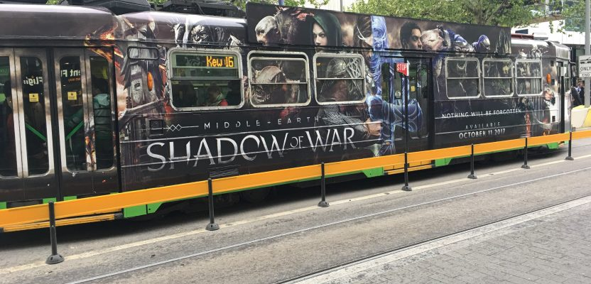 [UPDATE] – Check out Shadow of War's tram