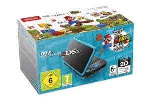 Nintendo 2DS Super Mario 3D Land Bundle is coming out for Christmas