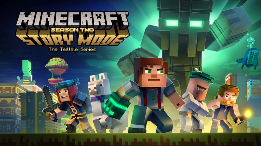 Review – Minecraft: Story Mode- Season 2: Episode 1