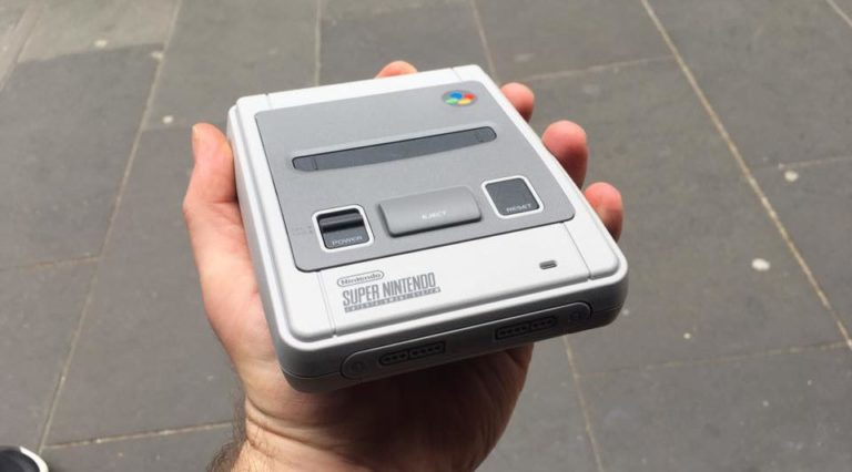SNES Mini Guide – Use your Wii Pro Controllers to play classic SNES Games