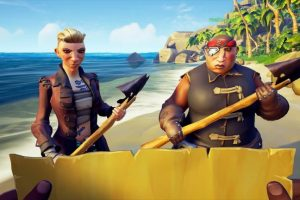 My first impressions after two-hours with Sea of Thieves