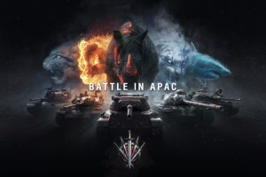 World of Tanks' Battle in APAC event enters its second week