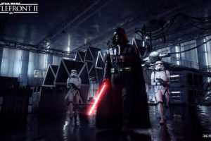Star Wars: Battlefront II – How long does it take to unlock Darth Vader?