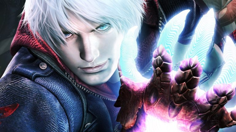 Is the voice actor for Vergil teasing Devil May Cry at E3 2018?