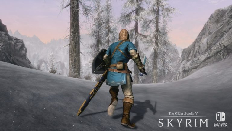 Skyrim Switch Guide – How to unlock Zelda items without amiibo
