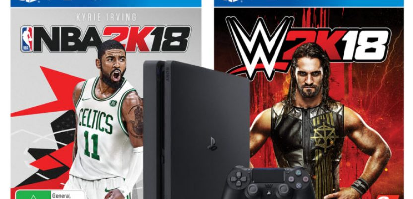 [CLOSED]Win a copy of WWE 2K18 on Xbox One and NBA 2K18 on PS4