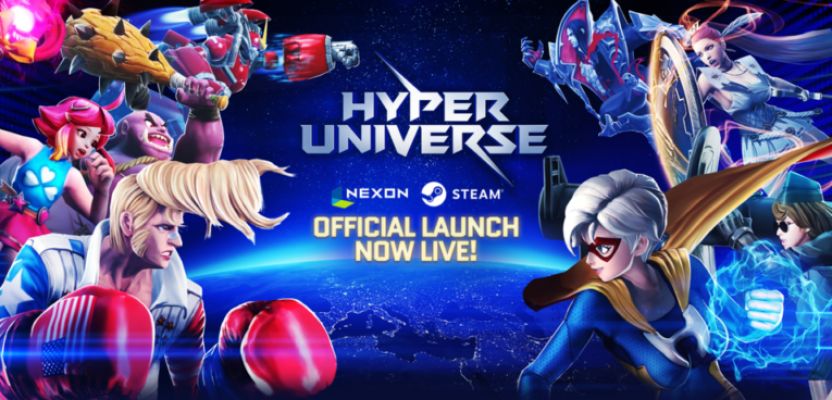 [CLOSED]Win 1 of 6 free-to-play brawler Hyper Universe MVP codes
