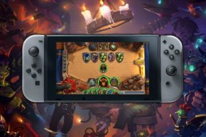 "Blizzard: ""There are no plans to move HearthStone to the Nintendo Switch"""