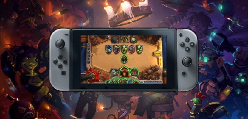 """Blizzard: """"There are no plans to move HearthStone to the Nintendo Switch"""""""