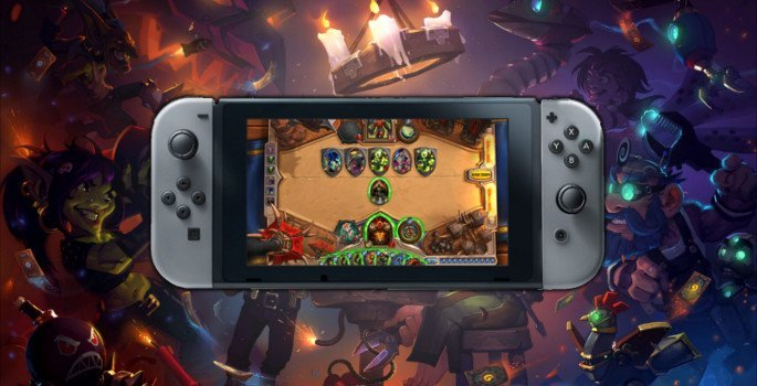 Blizzard still has no plans to release Hearthstone on Switch