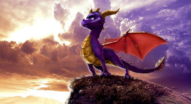 Is Activision teasing the Spyro Remaster?