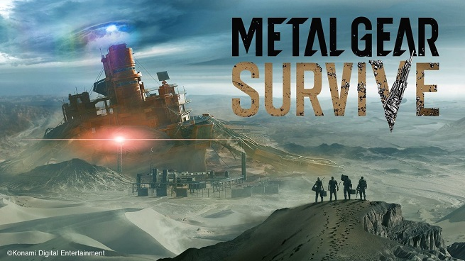 Metal Gear Survive Guide – How to build the Advanced Weapon Workbench