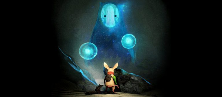 Moss launches today for PSVR