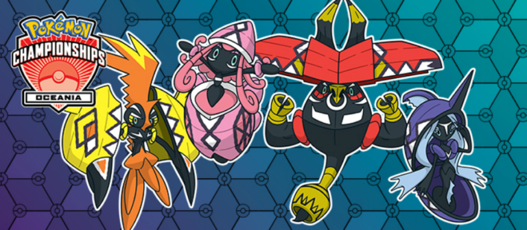 The 2018 Pokémon Oceania International Championships is in Sydney this weekend