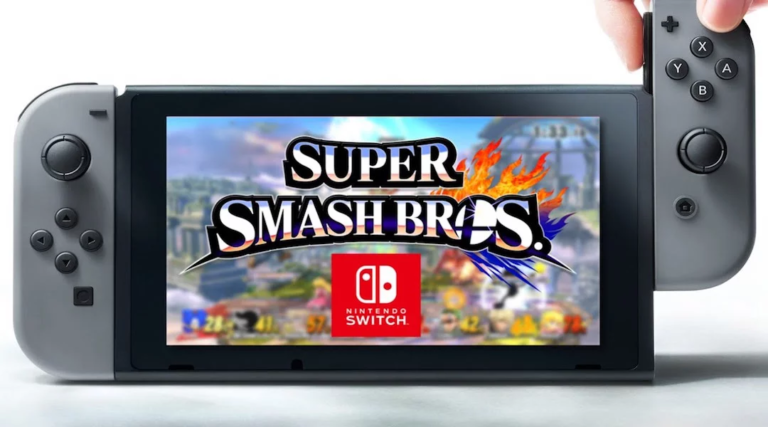 Rumour: Super Smash Bros. is coming to Switch in 2018