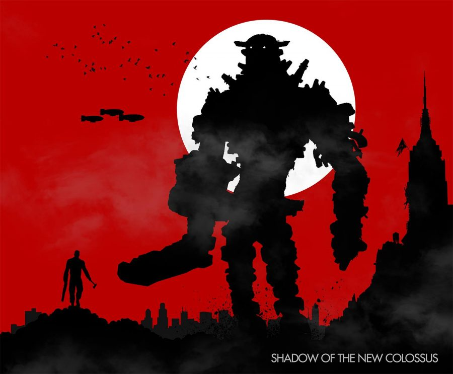 Bethesda congratulates PlayStation on the launch of Shadow of the Colossus