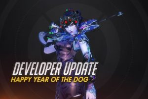 A brand-new special Capture the Flag map is coming to Overwatch for the Year of the Dog