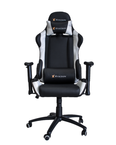 X Rocker Gaming Chairs Australia  sc 1 st  PowerUp! & X Rocker and Bluemouth Interactive team up to bring X Rocker Gaming ...