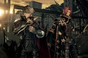 Check out a bunch of new Code Vein screenshots