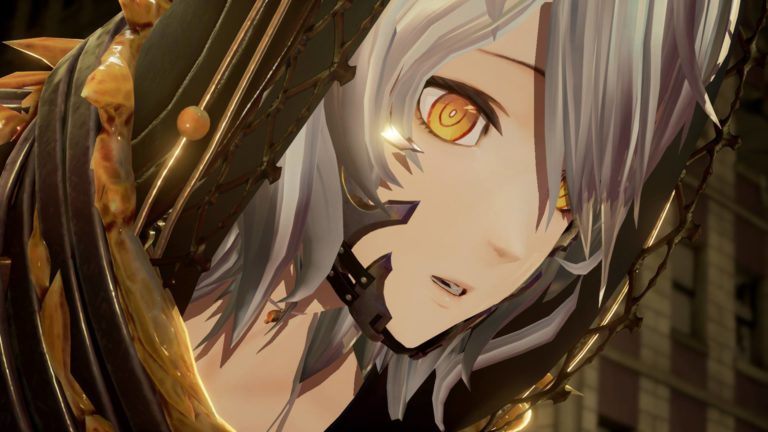 The Code Vein Character Creator Lets You Make Your Own Anime