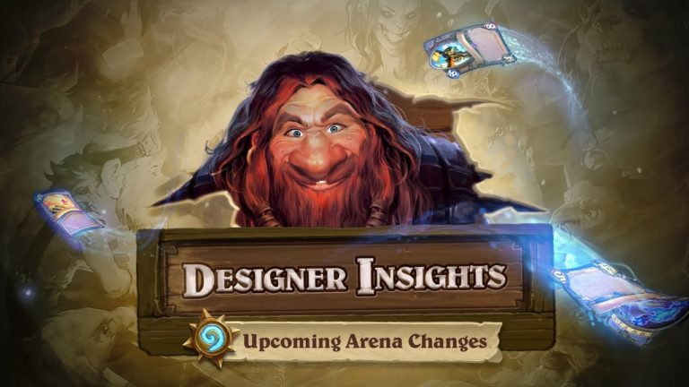 Blizzard details HearthStone Arena changes