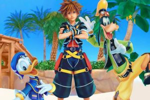 The English speaking voice acting for Kingdom Hearts 3 is underway, development must be nearing completion
