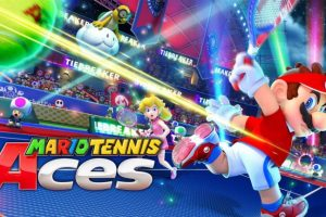 Hands-on with Mario Tennis Aces